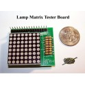 Lamp Matrix Tester Board