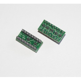 CA3081 Transistor Array Replacement