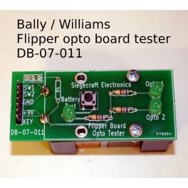 Flipper Opto Board Tester